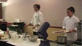 Alex Stupak - Molecular Gastronomy Demonstration