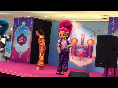 Shimmer and Shine Dance and Song
