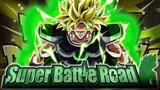 THE NEW KING OF SBR! PHY BROLY VS. CATEGORY SUPER BATTLE ROAD! (DBZ: Dokkan Battle) thumbnail
