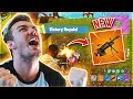 *FIRST LOOK* Winning With NEW LEGENDARY LMG VICTORY GAMEPLAY - Fortnite Battle Royale