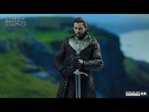 Game Of Thrones | Jon Snow Action Figure | McFarlane Toys