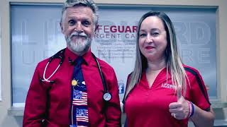Lifeguard Urgent Care Spot with Bloopers - PROMO