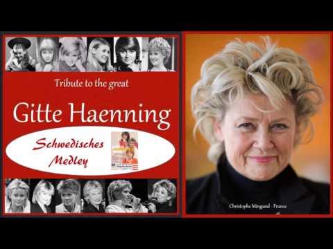 Gitte Haenning - Schwedisches Medley -  Live 2005