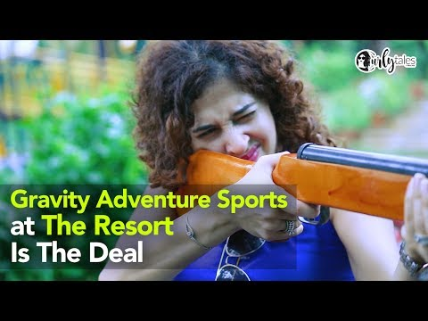 Gravity Adventure Sports At The Resort In Mumbai Is The Deal | Curly Tales