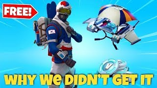 WHY WE DIDN'T GET THE KOREAN ALPINE ACE BUNDLE! - Fortnite Korean Bundle Method