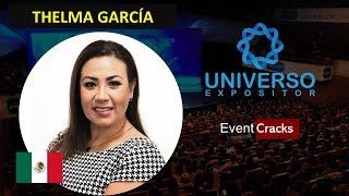 Thelma García, Directora Comercial de Yucatan Meetings y del CIC Yucatan