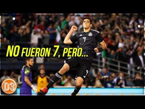 MÉXICO vs CHILE | Resumen Completo ★ D3D2