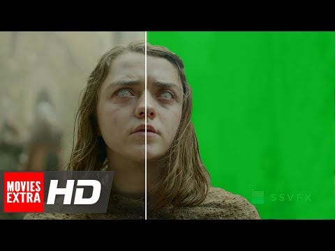 Amazing Before & After Hollywood VFX Breakdown by Screen Scene | Movies Extra