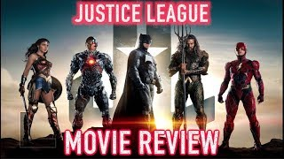 Justice League (2017) Review... Or Why I Hate Warner Bros.