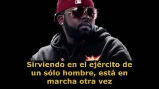the roots - walk alone (feat dice raw, p.o.r.n. & truck north) (subtitulado en español)