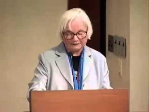 Religion and the Feminist Movement Conference - Panel II: Elisabeth Schüssler Fiorenza