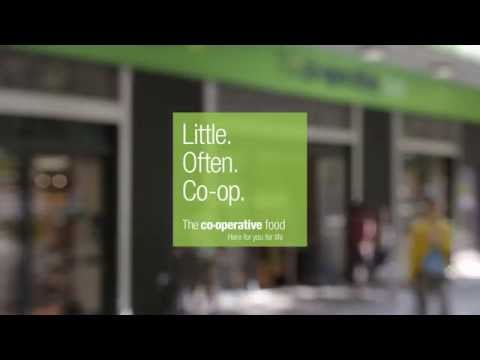 The Co-operative Food | Summer TV Advert: Little. Often. Co-op