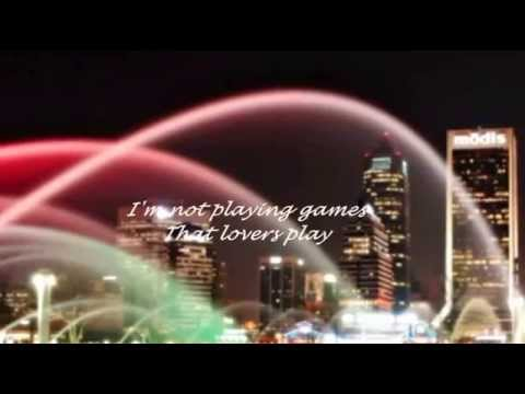 VIC DAMONE - GAMES THAT LOVERS PLAY