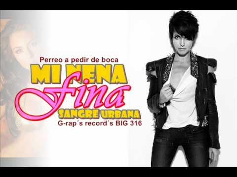 "Mi Nena Fina ""Los MONTANA"" (Sangre urbana) SECTOR OKULTO G-.RAP'S RECORD'S"