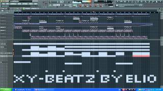 Fast freestyle Rap beat . Xy BeatZ ( Sampled beat ) 100 bpm