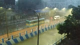 Super Cyclone Amphan hits Kolkata, West Bengal | Live Updates...