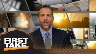 Max: Boxing drug testing 'jeopardizing' events like Canelo vs. Triple G rematch | First Take | ESPN