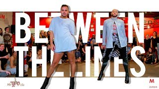 Robyn - Between The Lines | Masterclass with Yanis Marshall & Brian Friedman