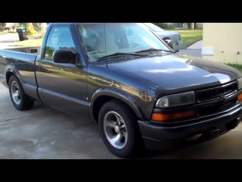 Chevy Lean / S10 Lean Fix DIY Cut One Spring to Level