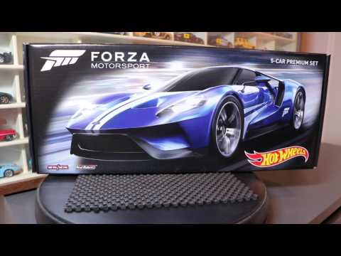 Lamley Unboxing: Hot Wheels Forza Toys R Us Exclusive
