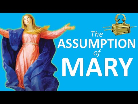 Mary & the Saints: The Assumption of Mary