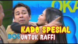 Kado SPESIAL Untuk Raffi Ahmad | OKAY BOS (24/02/20) Part 2