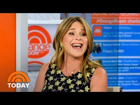 Jenna Bush Hager Reveals She's Expecting Baby No. 3 | TODAY