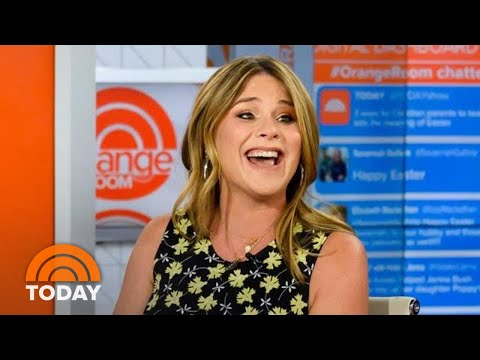 Jenna Bush Hager Reveals She's Expecting Baby No. 3 | TODAY