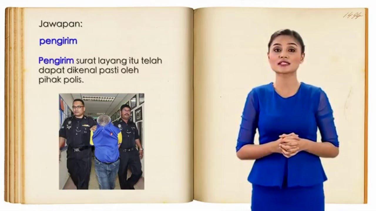Eduwebtv Bahasa Melayu Spm Bina Ayat Youtube