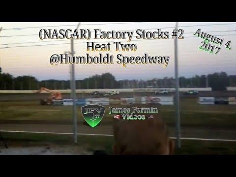 Factory Stocks #2, Heat, Humboldt Speedway, 2017
