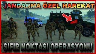 JANDARMA ÖZEL HAREKAT SIFIR NOKTASI SINIR OPERASYONU - ARMA 3 4K