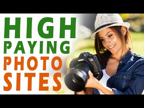 Sell Photos Online - Top 10 Paid Photography Websites