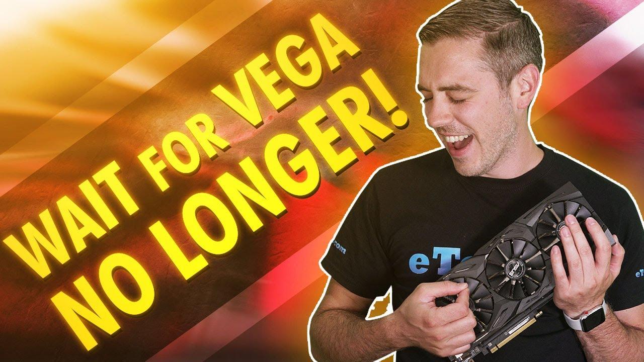 Asus STRIX Radeon RX Vega 64 Review - FINALLY A Custom Card!