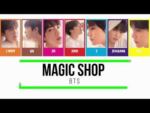 BTS - Magic Shop (IndoSub)