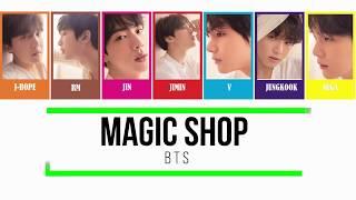 Video BTS - Magic Shop (IndoSub) download MP3, 3GP, MP4, WEBM, AVI, FLV Agustus 2018