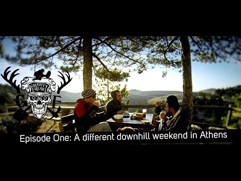 Gravity Freaks, Episode one A different downhill weekend in Athens
