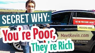 why many investors are poor how to be rich in real estate