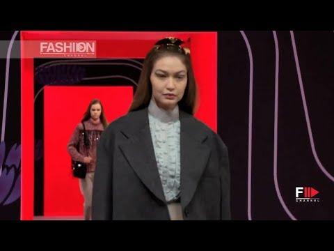 PRADA Highlights Fall 2020 Milan - Fashion Channel