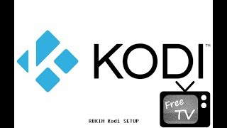 Kodi basic setup Nederlands 03 07 2018