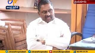 Mydukur Politics   DL Ravindra Reddy May Contest as Independent   in Kadapa Dist