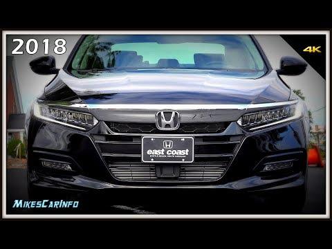 2018 Honda Accord Touring - Ultimate In-Depth Look in 4K