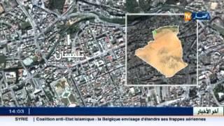 البويرة : تدمير مخبأ وثلاثة قنابل تقليدية الصنع ومعدّات تفجير