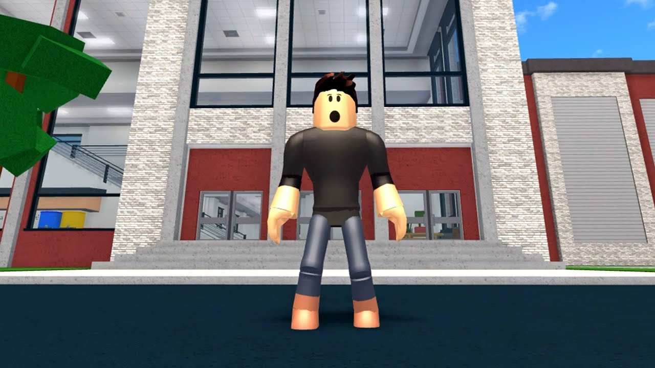 HOW TO BE PRINCIPLE OF THE THING (Baldis Basics) IN ROBLOXIAN HIGHSCHOOL!!