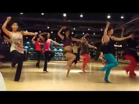 Shakira  Bollywood choreography by Master Satya Kotla