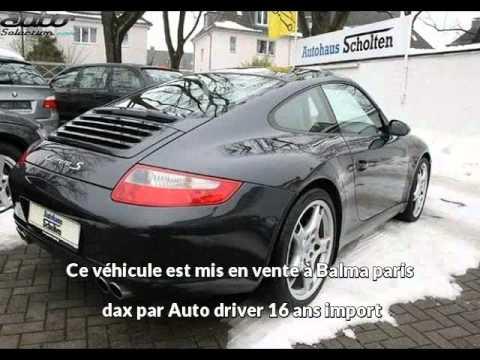 Porsche 911 occasion à Balma paris dax