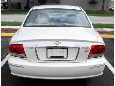 2002 Hyundai Sonata Gls 2 7l V6 Mpi