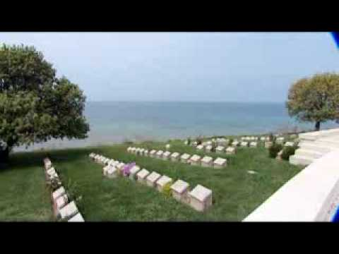 Lucas Neill's Anzac Tribute in Gallipoli