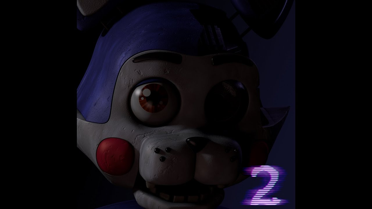 Five Nights At Candy S 2 Deutsch Let S Play 3 Angriff Von