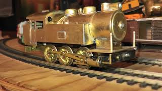 ho brass kawai tetsudo 0-6-0t tank loco jnr japanese national railways antique