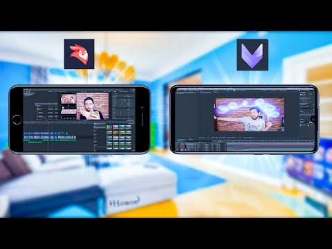 МОНТАЖ ВИДЕО НА ТЕЛЕФОНЕ ! Videoleap or VivaCut